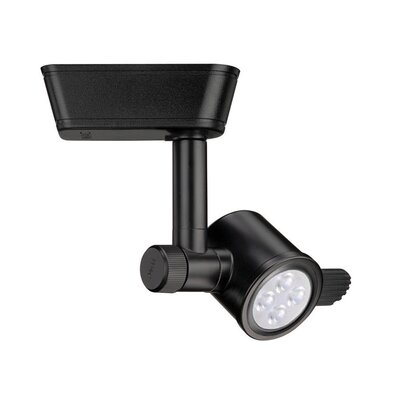 LED Low Voltage Track Head Finish: Black, Track Collection: Juno Series