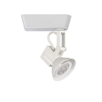 H Series Radiant Track Head Track Collection: Lightolier Series, Finish: White
