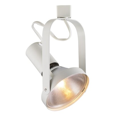 Line 1-Light Luminaire Voltage Track Head Track Type: Halo Series, Finish: White
