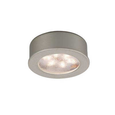 LEDme Round 2.25 LED Recessed Trim Finish: Brushed Nickel