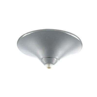 Quick Connect Surface Mount Canopy with Transformer Finish: Chrome