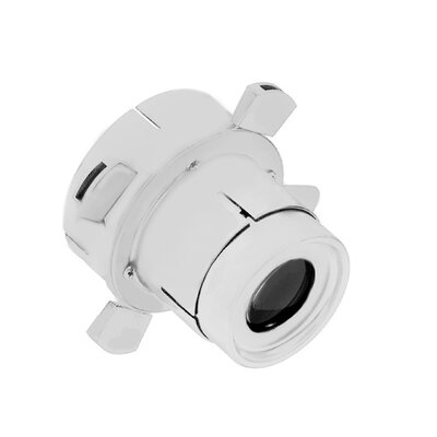 Low Voltage Surface Mount Framing Projector Light Fitter Finish: White