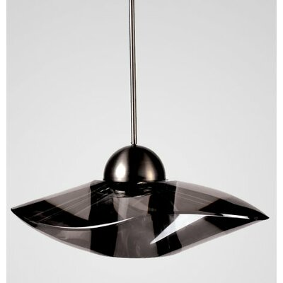 Sorriso 7.09 Glass Novelty Pendant Shade Shade Color: Smoke