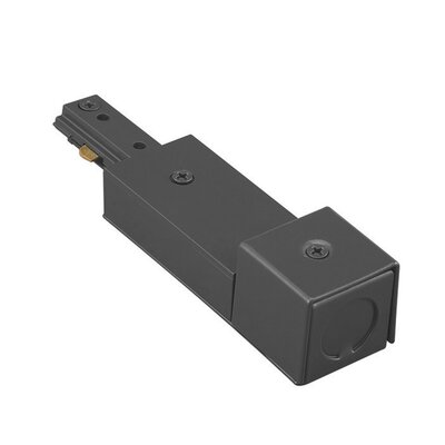 Lightolier Series BX Connector Finish: Black