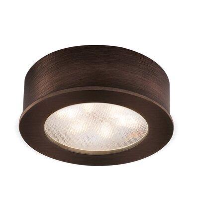 LEDme Round 2.25 LED Recessed Trim Finish: Copper Bronze