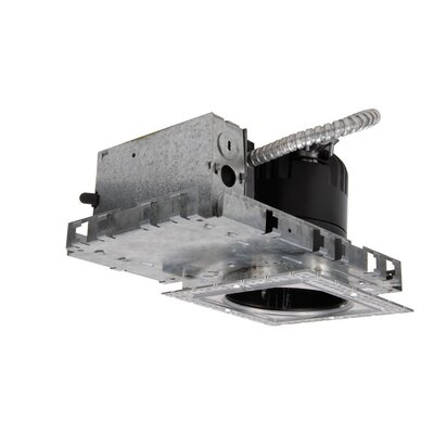 LEDme Square Invisible 2700K Recessed Housing