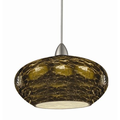 Artisan RHU Quick Connect Pendant Finish: Brushed Nickel