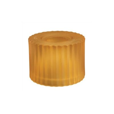 2.25 Drum Track Head Shade Color: Amber