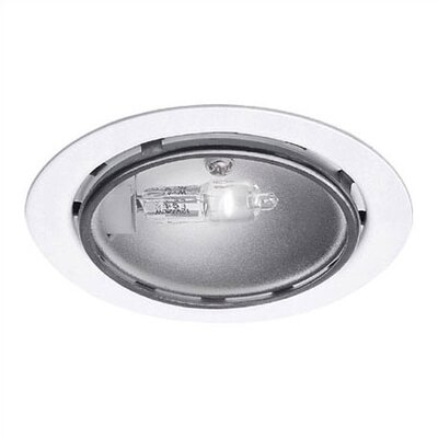 2.625 Under Cabinet Puck Light Finish: White, Bulb Type: Halogen