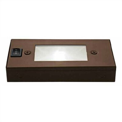 Clear Lens Accessory for Line Voltage Under Cabinet Strip Light Color: Frosted