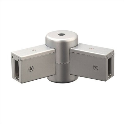 Duorail 2 Circuit Variable Angle Connector Finish: Bronze