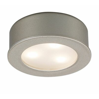 WAC LED Button Light - Finish: Brushed Nickel at Sears.com