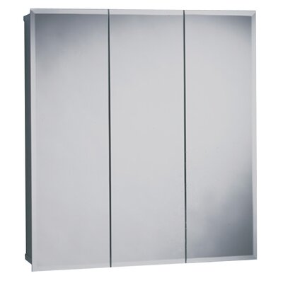 23.63 x 25.5 Surface Mount Medicine Cabinet