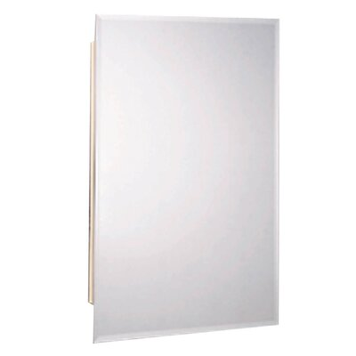 16 x 26 Recessed or Surface Mount Medicine Cabinet