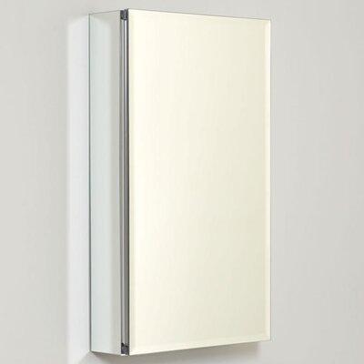 Swing Door Beveled Mirror Medicine Cabinet, Octagon # M182 by