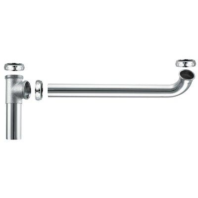 End Outlet 1.5 Offset Kitchen Sink Drain