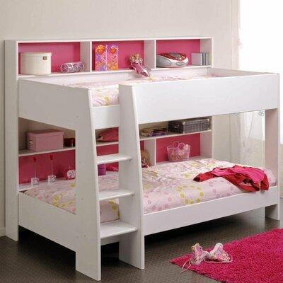 Etagenbett TamTam mit drehbarer Rückwand | Kinderzimmer > Kinderbetten > Etagenbetten | White | Holz | Parisot