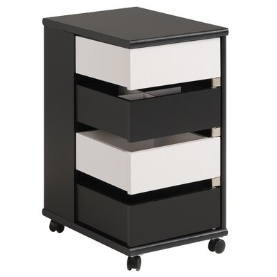 Mingee 4 Drawer Dresser