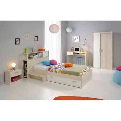 Demeter Twin Panel Bed