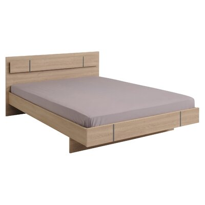 Felina Queen Wood Frame Platform Bed