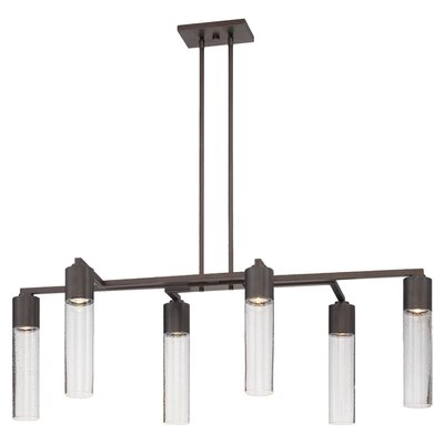 Grisham 6-Light Kitchen Island Pendant