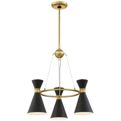Adalyn 3-Light Mini Chandelier