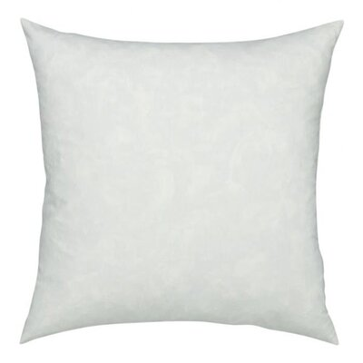 White Goose Down Pillow Insert 90% Down