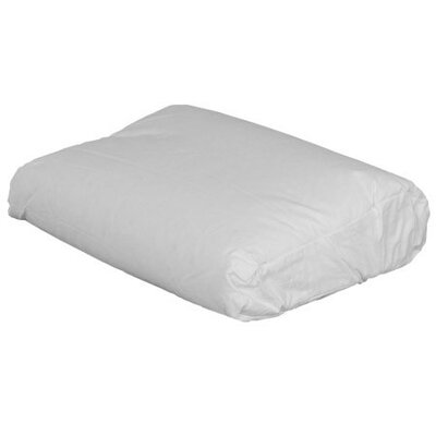 Fiberfill Cover Memory Foam Contour Pillow