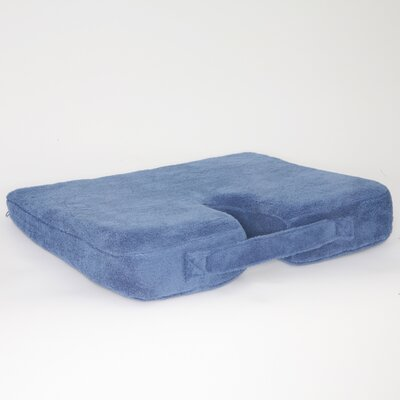 Extra Soft Velour Cushion for Bottom