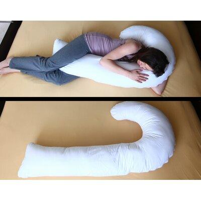J Full Hypoallergenic Synthetic Filler Fiber Pillow