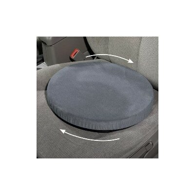 Deluxe Plastic Swivel Seat Cushion