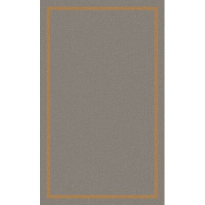 Henley Knotted/Tufted Wool Camel Area Rug Rug Size: Rectangle 2 x 3