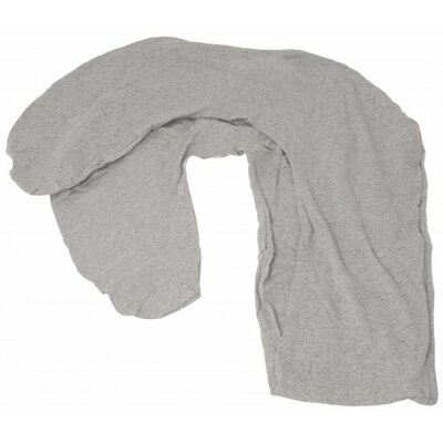 Comfort Body Pillow Cover Color: Gray