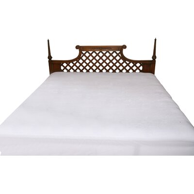 Terry Waterproof 1 Mattress Pad Size: King