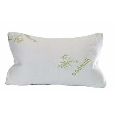 Shredded Memory Foam Pillow Size: Standard