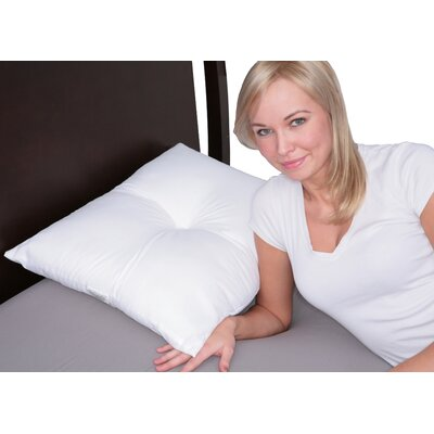 Ear Hole Forever Sleepy Hollow Anti-Stress Down Alternative Standard Pillow