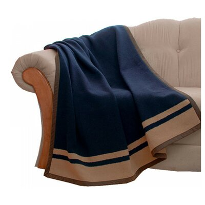 Heritage Vicuna Wool Throw