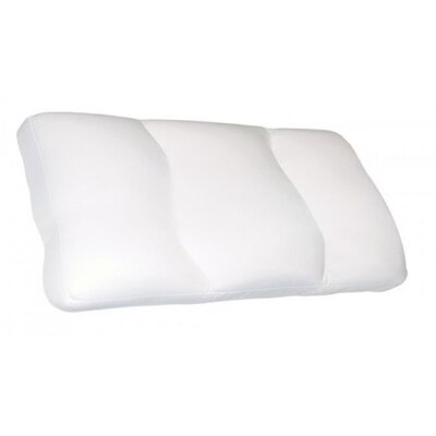 Cloud Microbead Pillow Size: King