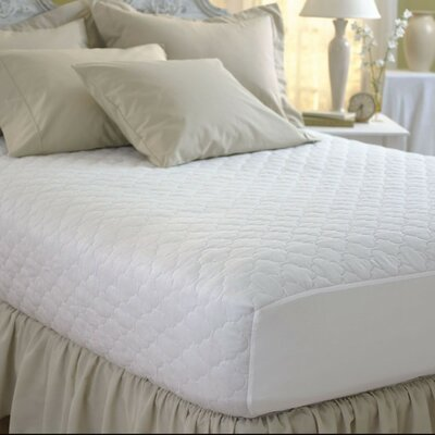 Extra Comfy 21 Polyester Mattress Pad Size: Twin