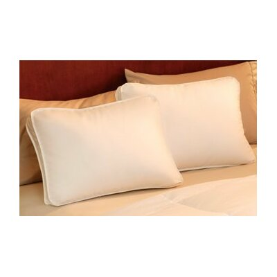 Gussetted Triple Chamber Queen Pillow