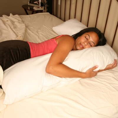 Sleeper Body Cotton Bed Rest Pillow