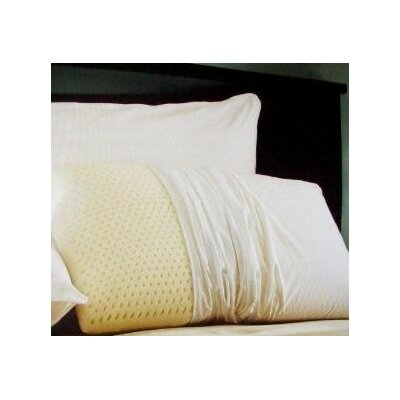Form Latex Foam Pillow Size: Standard