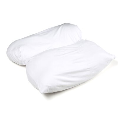 Reading in Bed Petite Multi Postion Fiber Standard Pillow