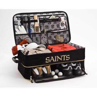 Athalon Sportgear NFL Golf Trunk Locker Organizer - NFL Team: New Orleans Saints at Sears.com