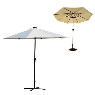 Himes 9' Market Umbrella 5FDB3DA8004C4DEF989126A73DCDEE5D