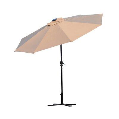 Himes 9' Market Umbrella E02ECA6728794020BCD409F3AC281734