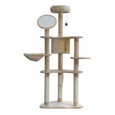 60 Scratcher Cat Tree