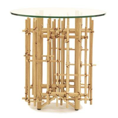 Cheap Snug Maze End Table and Glass (NUG1020)