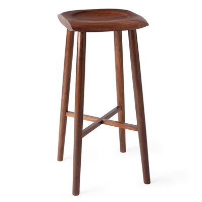 28 Bar Stool Finish: Walnut