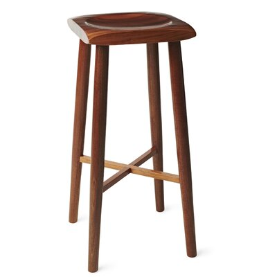 28 Bar Stool Finish: Mahogany
